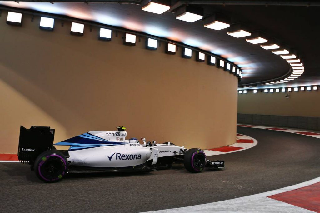 Bottas 2016 Williams Engineering